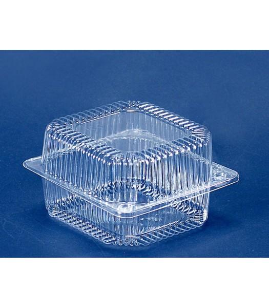 Пластиковый судок -100, 500 шт. в ящике