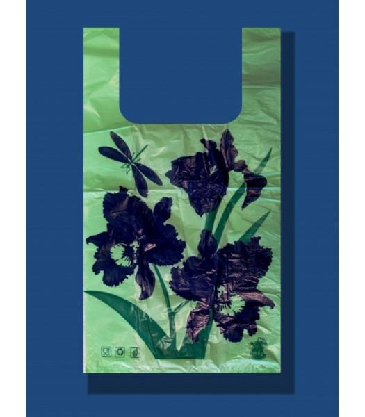 Пакет Тюльпаны  30*50 100шт. в упаковке