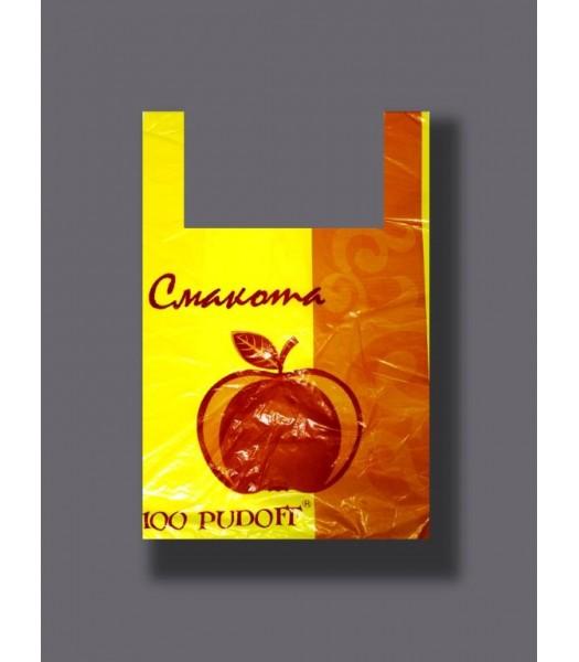 Пакет Смакота 38*58 100шт. в упаковке