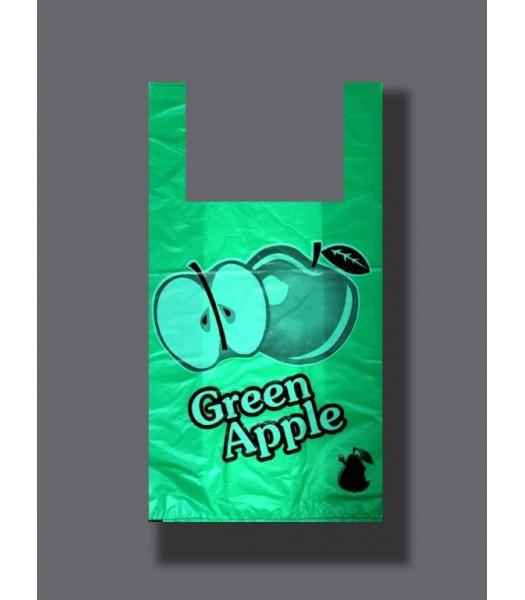 Пакет Яблоки 30*58 100шт. в упаковке