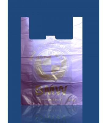 БМВ 40*60 100шт.  цветной 100шт в упаковке