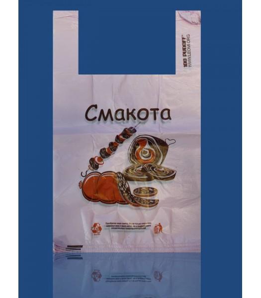 Пакет Отдел Мясо 31*50(100 шт. в уп.)