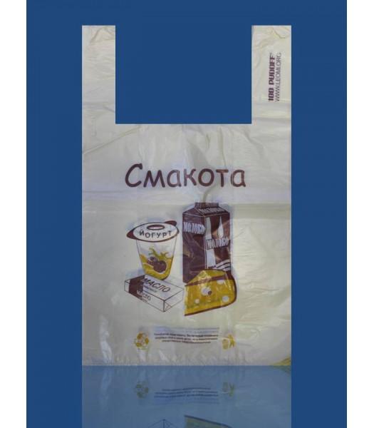 Пакет Отдел Молоко 31*50(100 шт. в уп.)