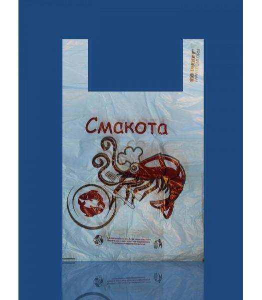 Пакет Отдел Рыба 31*50(100 шт. в уп.)