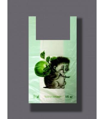 Пакет Ёжик 30*50 100шт. в упаковке