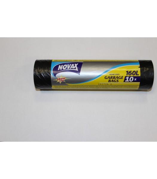 Мусорный Пакет Novax 160л. 10шт