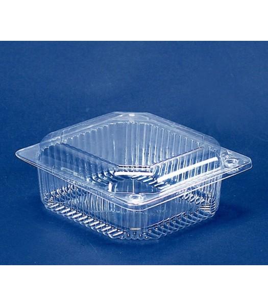 Пластиковый контейнер 140*140, 500 шт/ящ