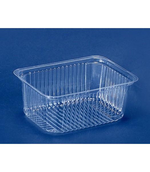 Пластиковый судок -160, 500 шт. в ящике