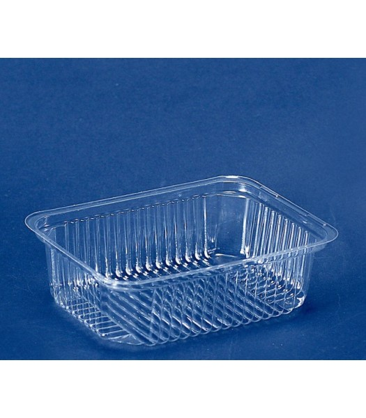Пластиковый судок -161, 700 шт. в ящике