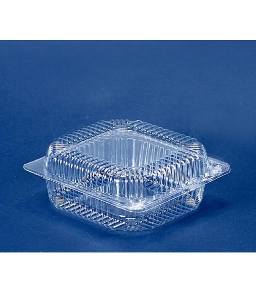 Пластиковый судок -110, 500 шт. в ящике