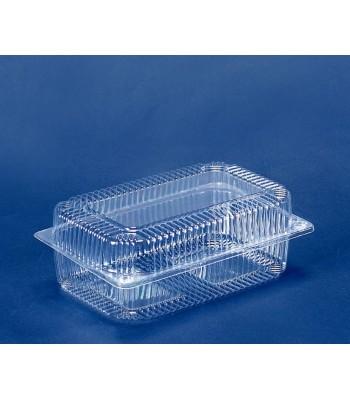 Пластиковый судок -122, 500 шт. в ящике