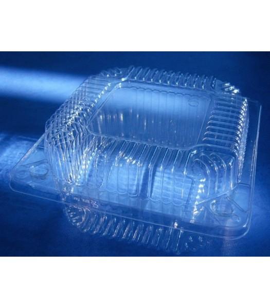 Пластиковый контейнер 118*118*50, 700 шт/ящ