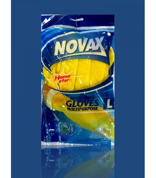 Перчатки Резиновые Novax хозяйственные