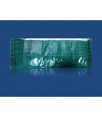 Полотенца бумажные Z - сложения зеленые