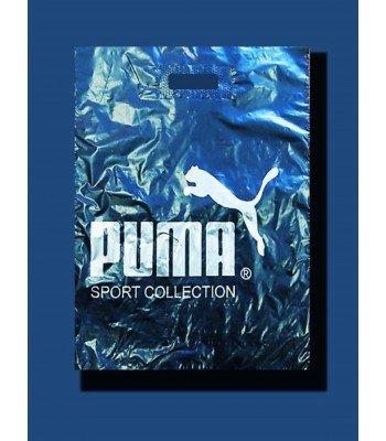 Пакет с прорезной ручкой Puma 40*50 50шт/уп