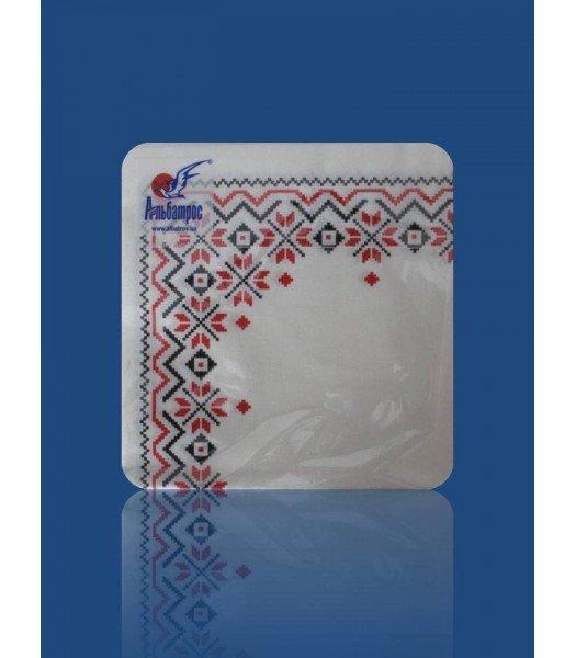Салфетка Альбатрос 2-х слойная 33*33 (25шт. в упаковке)