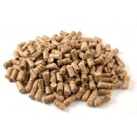 Топливные Пеллеты Цельная сосна 15 кг в мешке